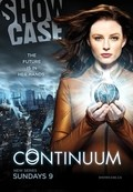 Continuum TV series cast and synopsis.